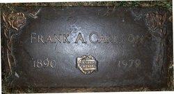 Frank Adolf Carlson
