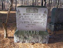 Henry H Ellis