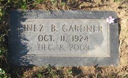 Inez <i>Barlow</i> Gardner