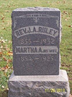 Martha Ann Mattie <i>Smith</i> Ruley