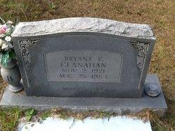 Bryant C Clanahan