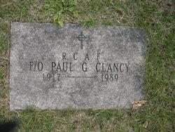 Paul Gregory Clancy