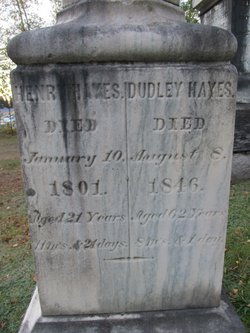 Dudley Hayes