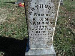 Arthur J Armour