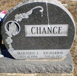Marjorie <i>Jackson</i> Chance