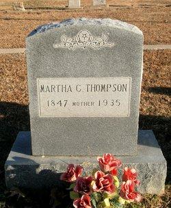 Martha Clemetine <i>Longmire</i> Thompson