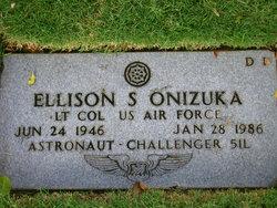 Ellison Shoji Onizuka