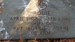 Addie Adams