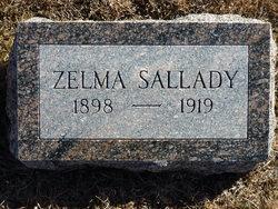 Zelma Fern <i>Deibert</i> Salladay