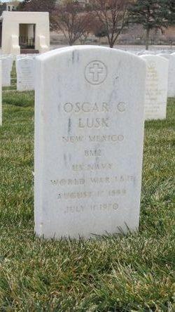 Oscar Cristfield Lusk