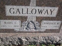 Mabel L <i>Simpson</i> Galloway