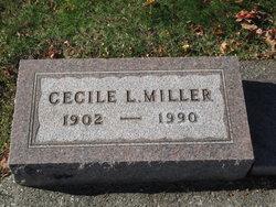 Cecile L <i>Beu</i> Miller