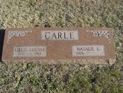 Lillie Louise Carle