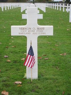 SSgt. Vernon O Marr
