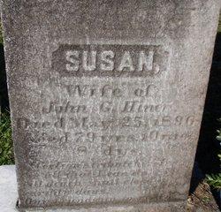 Susanna <i>Shunk</i> Hiner