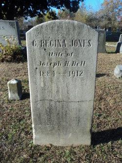 C Regina <i>Jones</i> Bell