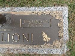 Edna Earle <i>Cain</i> Baglioni