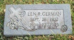 Len R German
