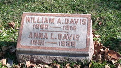 Anna H Davis