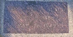 Lee George Beach