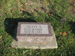 Betty <i>Black</i> Binau