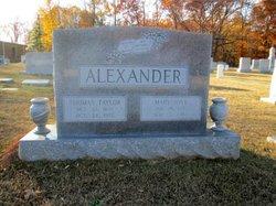 Mary <i>Joy</i> Alexander