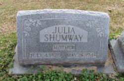 Julia Amelia <i>Steinberg</i> Shumway