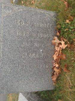 George P Abbott
