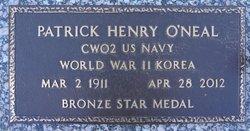 Patrick Henry O'Neal
