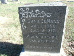 Charles DeMoss