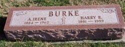 Alma Irene <i>Dragoo</i> Burke