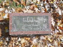 Elsie Marie <i>Capper</i> Whipple