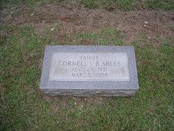 Cornelius B Mack Ables
