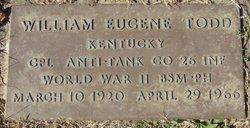 William Eugene Todd