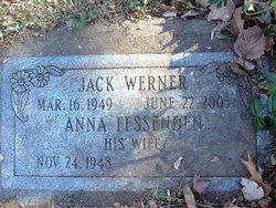 Anna <i>Fessenden</i> Werner