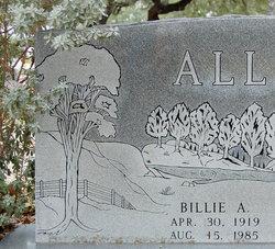 Billie A. Allen