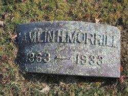 Hamlin Henry Morrill