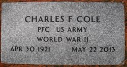 Charles Frederick Cole