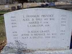 Jennie Hall <i>Prentice</i> Graves