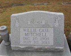 Willie Shirley <i>Case</i> Mitchell