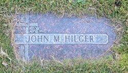 John M Hilger