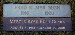 Myrtle Rose <i>Bush</i> Clark
