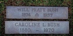 Caroline Lavinia Carrie <i>Butterfield</i> Bush