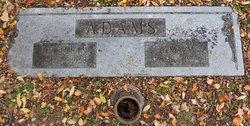 Rector Norman Adams
