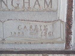 Amelia Caroline Carlie <i>Smith</i> Winningham