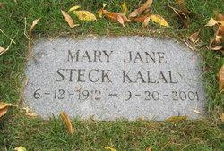 Mary Jane <i>Stech</i> Kalal