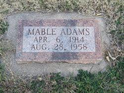 Mable Adams