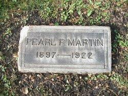 Pearl <i>Palmer</i> Martin