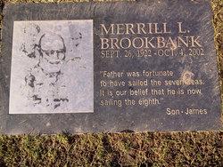 Merrill L Brookbank