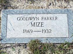 Goodwyn <i>Parker</i> Mize